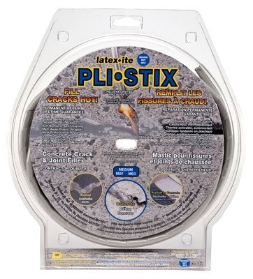 DALTON Enterprises 35100 PLI-STIX 30 Foot Medium Gray Per...