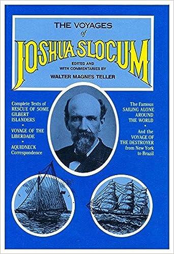 Laden Sie epub eBooks für Handys herunter THE VOYAGES OF JOSHUA SLOCUM. Special Anniversary Edition Collected and Introduced by Walter Magnes Teller. B004SHYQGK PDF ePub MOBI