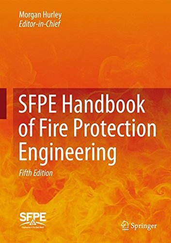 SFPE Handbook of Fire Protection Engineering (Data Conversion Best Practices)