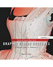 Draping Period Costumes: Classical Greek to Victorian