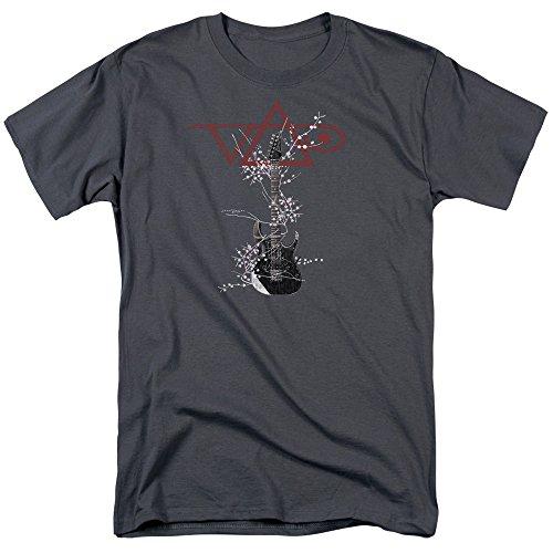 Steve Vai - Vai Axe - Adult T-Shirt - Medium