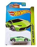 lamborghini huracan hot wheels - Hot Wheels, 2015 HW Workshop, Lamborghini Huracan LP 610-4 [Green] #222/250