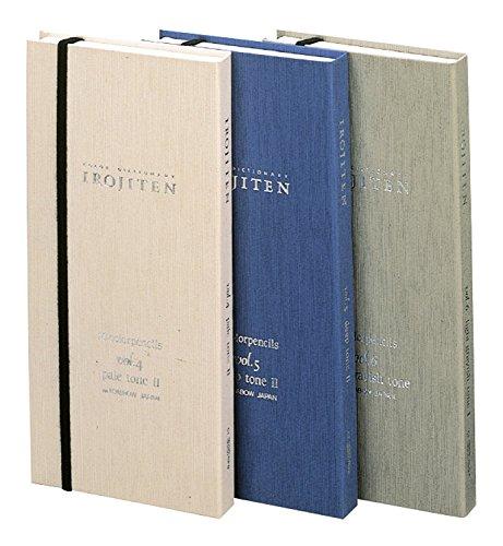 Tombow 3-Pack Irojiten Color Dictionary Wooden Pencil Bundle Set , Series 1 ( CI-RTA-30C ) & 2 ( CI-RTB-30C ) & 3 ( CI-RTC-30C ) 30 Colors x 3 ( Total 90 ) (D-SET) by Tombow (Image #6)