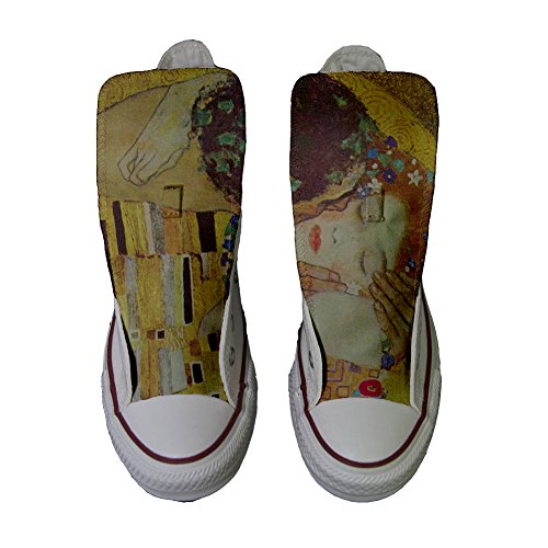Converse embrasser produit Coutume Chaussures klim artisanal Customized fqwrfUX