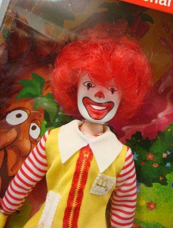 Mcdonaldland Characters Ronald