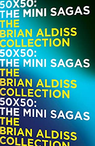 book cover of 50 x 50: The mini-sagas