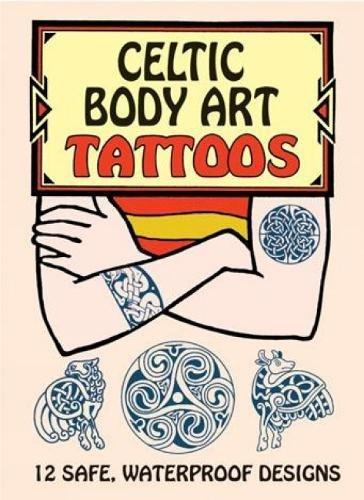 Celtic Body Art Tattoos (Dover Tattoos) - Henna Floral Tattoos