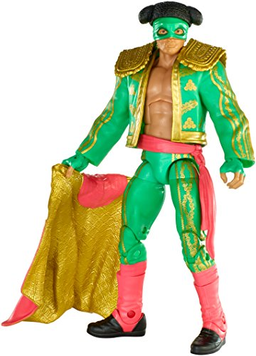 Series #35 - Fernando (Los Matadores) Action Figure (Treasure Figure Collection)