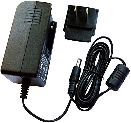 Super Power Supply® AC / DC Adapter Charger Cord 5V 3A (3000mA) 5.5mmx2.1mm / 5.5x2.1mm Interchangeable Wall Barrel Plug