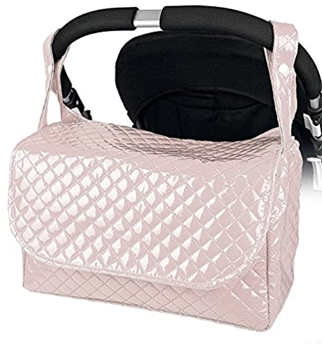 Bolso Carrito Bebe Maternidad Lactancia Plastificado ...