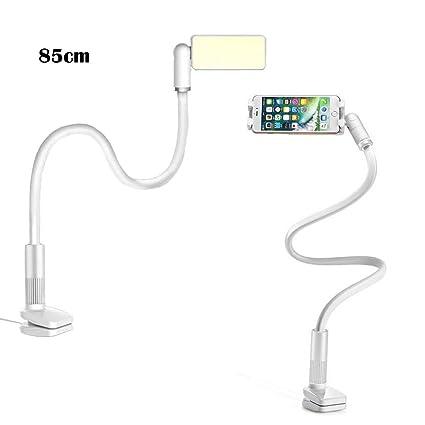 2 en 1 universal flexible teléfono soporte Smartphones soporte ...