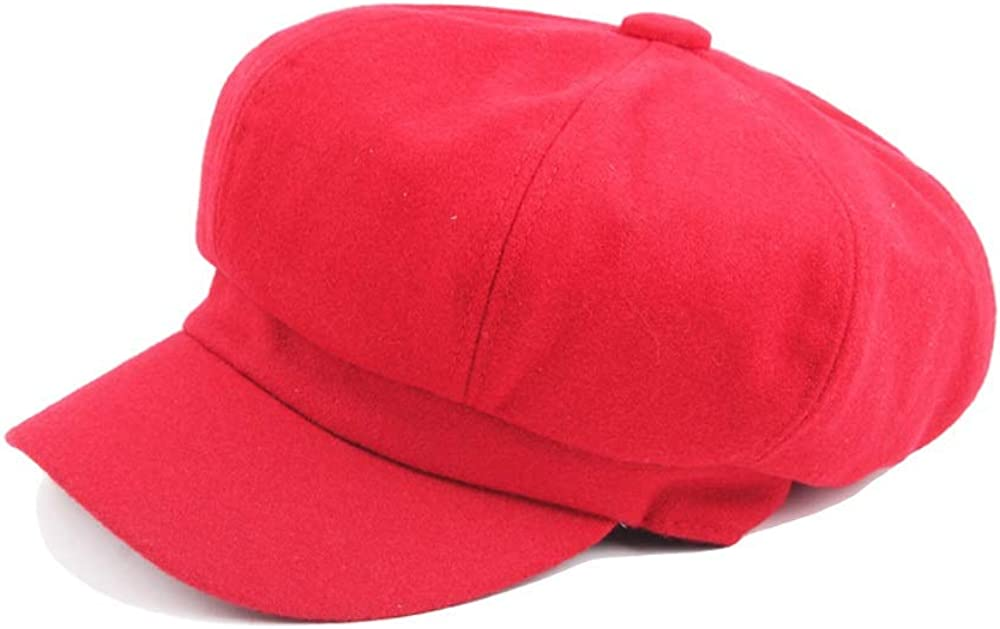 TWO-G Octagonal Cap Wool...
