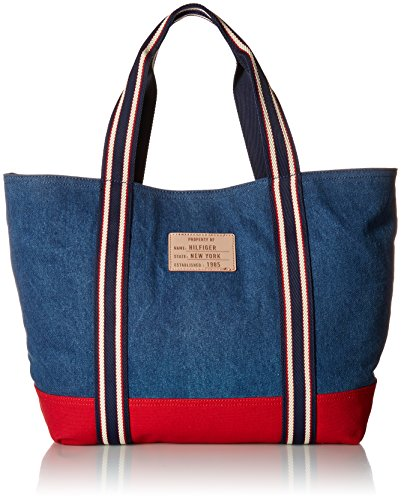Tommy-Hilfiger-Bag-for-Women-Canvas-Item-Tote