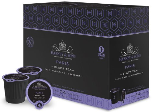 Harney and Sons Paris Black Tea Capsules (48 Capsules) (Best Tea In Paris)