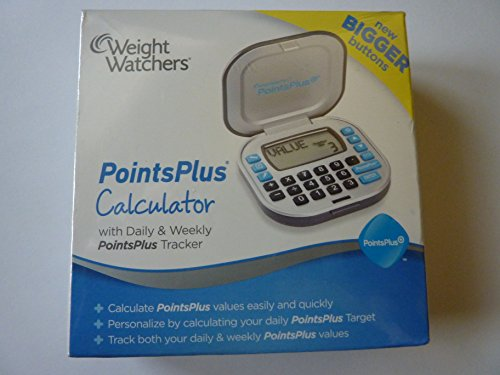 Weight Watchers 360 Points Plus Calculator Bigger Buttons ()
