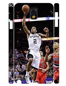 Fascinating Theme Smart Phone Case Cute People Basketball Player Graphic Drop Proof Case Cover for Samsung Galaxy Note 3 N9005 (XBQ-0113T)