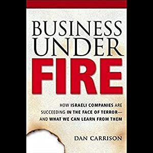 Business Under Fire Audiobook