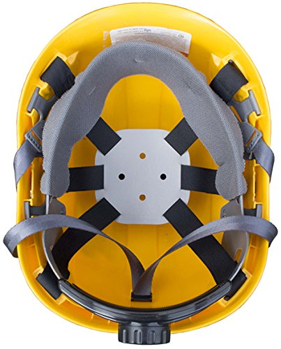 SafetyLiftinGear Climbing /& Rope Access Black Linesman Safety Helmet