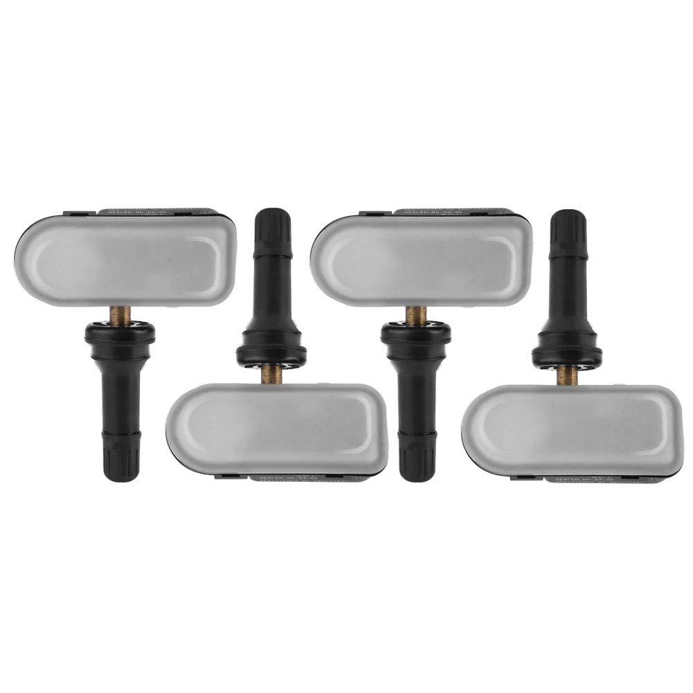 4pcs auto sistema di controllo della pressione dei pneumatici sensore pressione pneumatici TPMS sensore per J EEP Cherokee D Odge da 2014/ /17/68239720/AA 68186575/AA