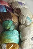 Artyarns Taj Mahal Knitting Kit (Carribean Beach)