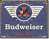 Bundle: Vintage Tin Budweiser Signs - Budweiser