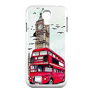 Samsung Galaxy S4 I9500 Hard Case Cover with Disney London Big Ben Case Perfect as Christmas gift(5)