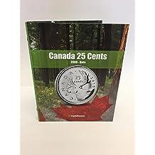 LIGHTHOUSE VISTA Coin Book Canada 25 Cents Vol. 3 (2000-2016)