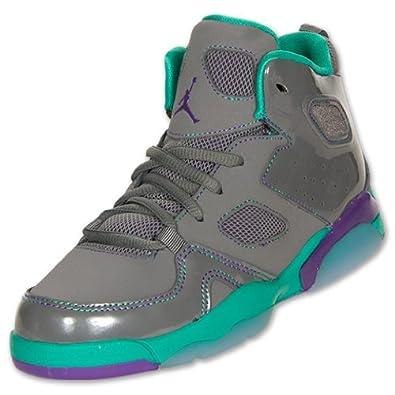 096e0d044baf Image Unavailable. Image not available for. Color  Jordan Flight Club 91  Girls  Preschool Basketball Shoes