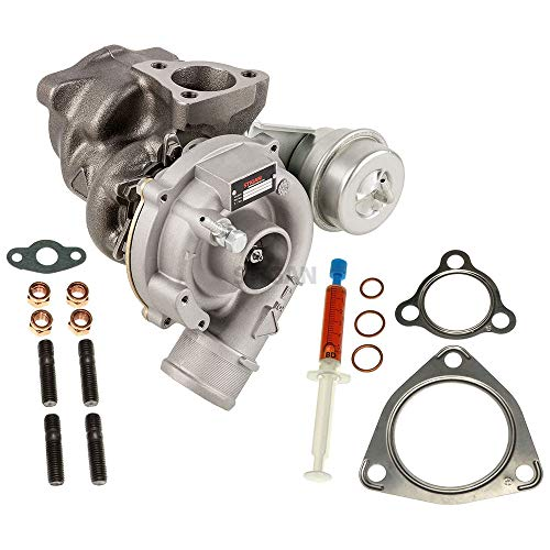 - New Stigan K03 Turbo Kit With Turbocharger Gaskets For Audi A4 & Volkswagen VW Passat 1.8T - BuyAutoParts 40-80528SV New