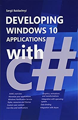 Developing Windows 10 Applications with C# - Livros na Amazon Brasil