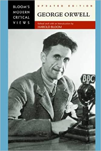 George Orwell Blooms Modern Critical Views Hardcover Updated Ed Edition