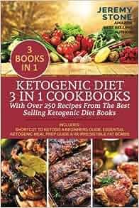 Best selling keto diet recipe book