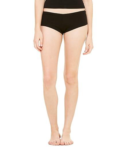 108d2e982023 Ladies' 6.5 oz. Cotton/Spandex Shortie Panties at Amazon Women's ...