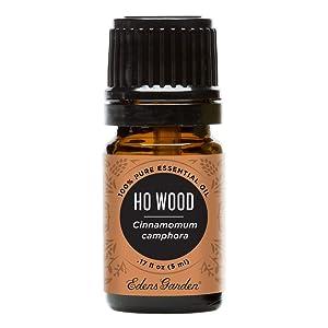 Edens Garden Ho Wood Essential Oil, 100% Pure Therapeutic Grade, 5 ml