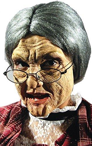 Rubie's Adult Old Woman Foam Latex Costume Appliance ()