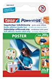 Tesa 58003-79-0 Poster Strips Pack of 20