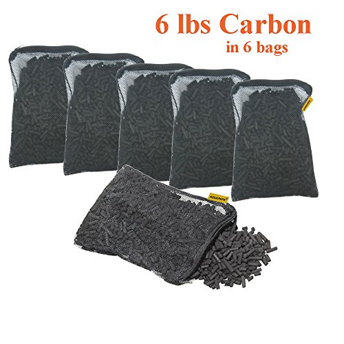 Activated Carbon Bags - 5