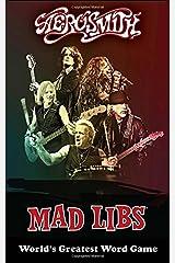 Aerosmith Mad Libs Paperback