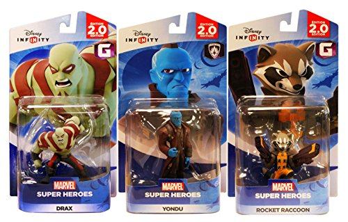 Disney Infinity 2.0 - Guardians of the Galaxy Bundle 2 (3-Pack) - Disney Guardians Of The Galaxy