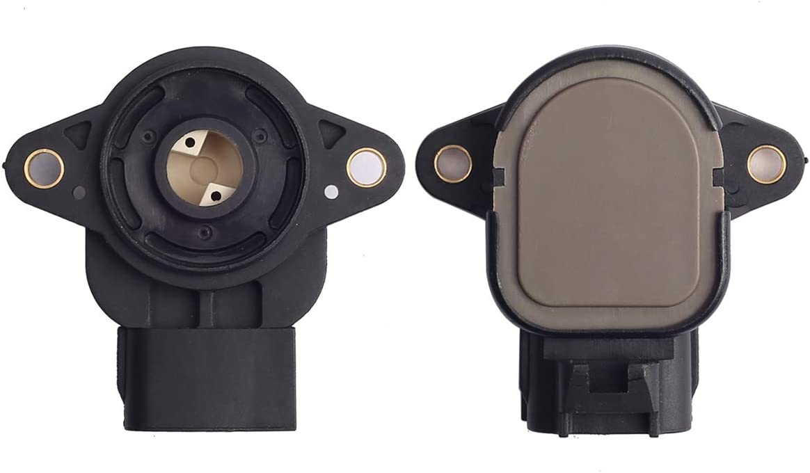CENTAURUS 89452-35020 TPS Throttle Position Sensor Replacement for Toyota 4Runner Celica Hilux Matrix T100 Tacoma Tundra Pontiac Vibe (337-60761, 198500-1061, 88970220, 89452-35100,89452-12040)