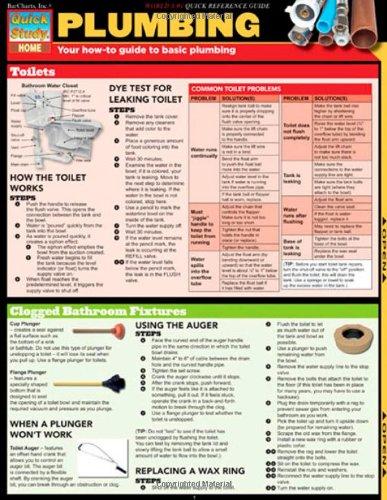 Read Online Plumbing (Quick Study Home) ebook