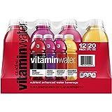 zero vitamin water - vitaminwater variety pack, 20 fl oz, 12 Pack