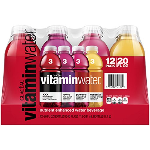 Vitaminwater Variety Pack 20 Ounce product image