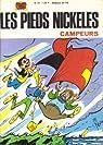 LES PIEDS NICKELES N?63 - CAMPEURS par Pellos