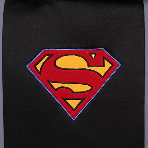 15pcs New Superman Car Seat Covers Set with Heavy Duty Carpet Floor Mats, Shoulder Pads and Steering Wheel Cover