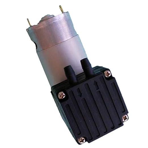 non-brand Homyl Mini Bomba de Vacío de Aire Compresor DC ...