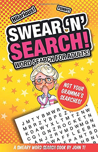 Swear Search Grammas Crossword Searches product image