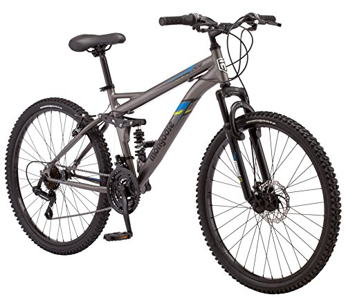Mongoose Cache 26 Inch Men's Mountain Bike Review