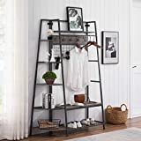 O&K FURNITURE Entryway Hall Tree with Storage
