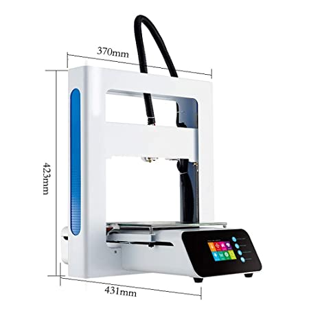C.W.EURJ A3S Impresora 3D Totalmente Metal Fácil Montaje Alta ...